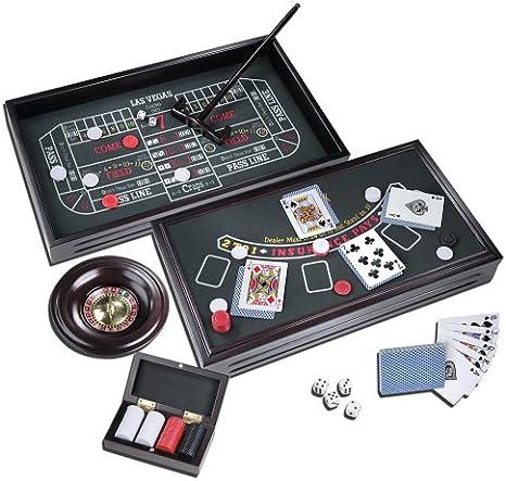 Tapete perfecto para las fiestas de Campeonato de Casino, ruleta, y Blackjack para videojuegos de Mesa Juego de: Amazon.es: Deportes y aire libre