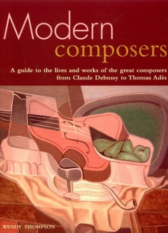 Read Online Modern Composers Text fb2 book