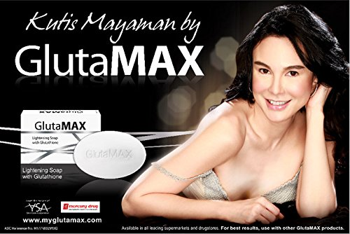 Glutamax Lightening Soap Glutathione product image