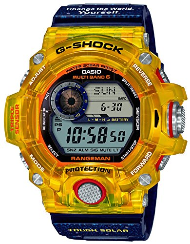 CASIO G-SHOCK Love The Sea And The Earth 2017 RANGEMAN GW-9403KJ-9JR MENS JAPAN IMPORT