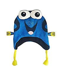 Disney Finding Dory Big Face Peruvian Knitted Warm Winter HAT ONE SIZE FITS ALL