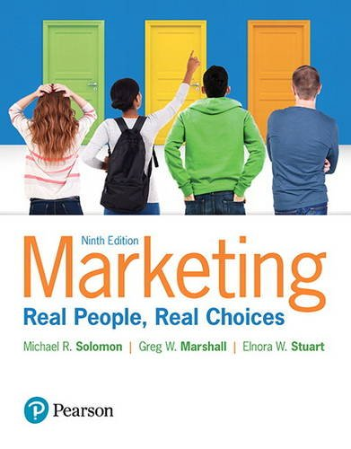 Marketing:Real People,Real Choices