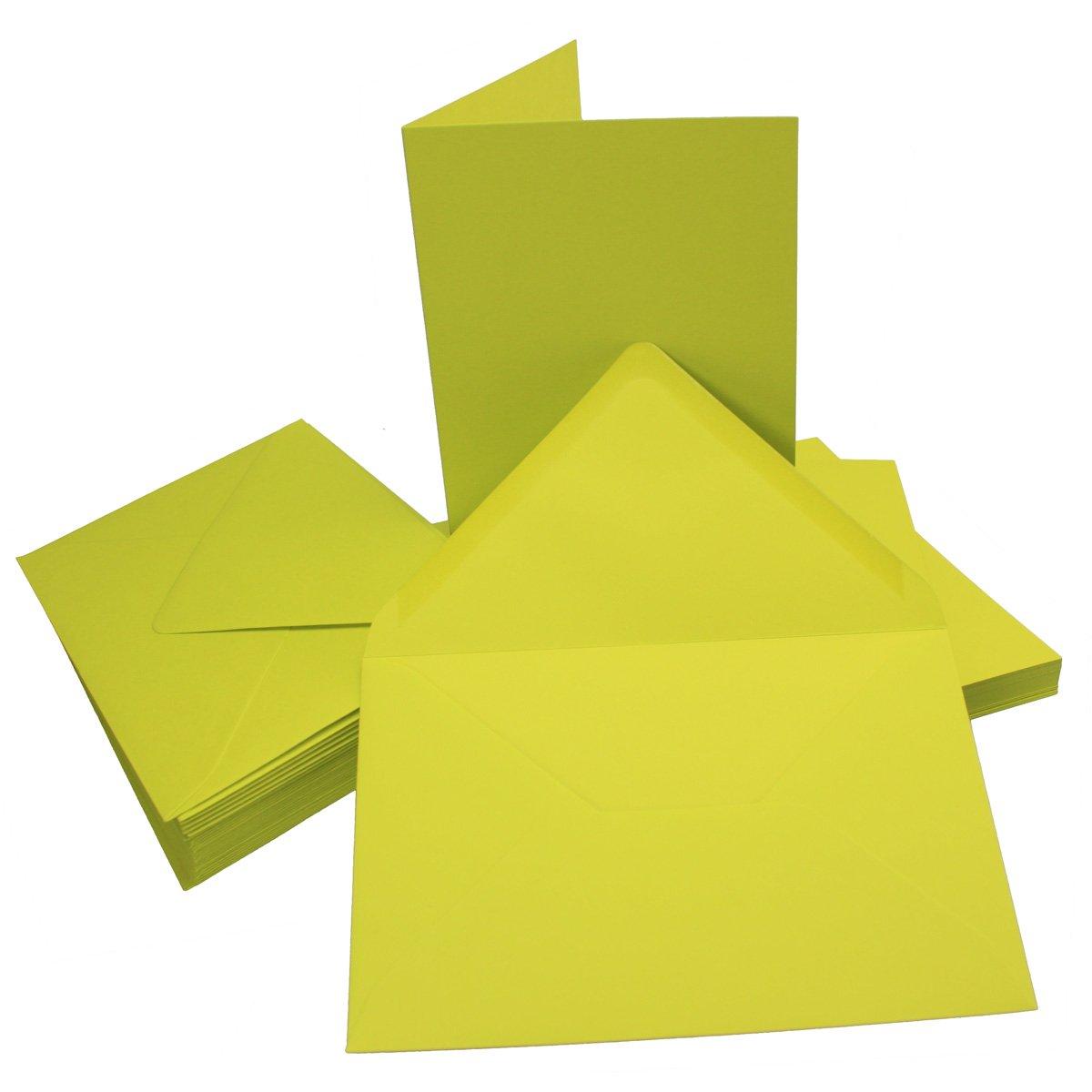 75 Sets - Faltkarten Hellgrau - Din A5  Umschläge Din C5 - Premium Qualität - Sehr formstabil - Qualitätsmarke  NEUSER FarbenFroh B07BSBPHYF | Schönes Aussehen