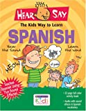 Hear-Say Kids CD Guide to Learning Spanish (Amazing Hear Say)