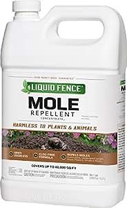 Amazon.com : Liquid Fence Mole Repellent Concentrate, 1