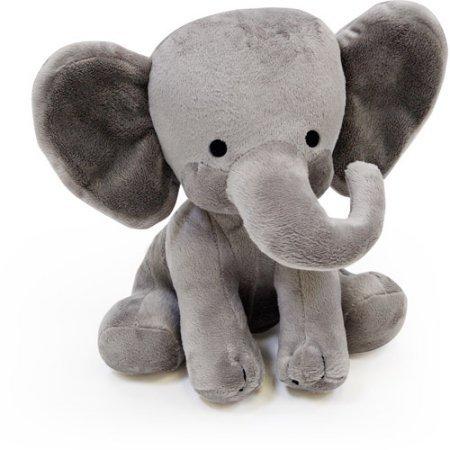 Lambs & Ivy Animal Choo Choo Express Plush Elephant-Dunphy