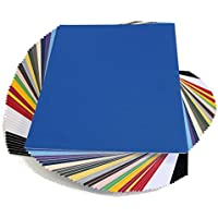 topseller100, Pack of 50 sheets 11x14 UNCUT matboard / mat boards (Mix)