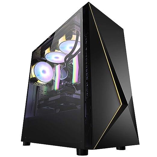 XZ15 Carcasa for computadora for Juegos de PC, ATX/Micro ATX ...
