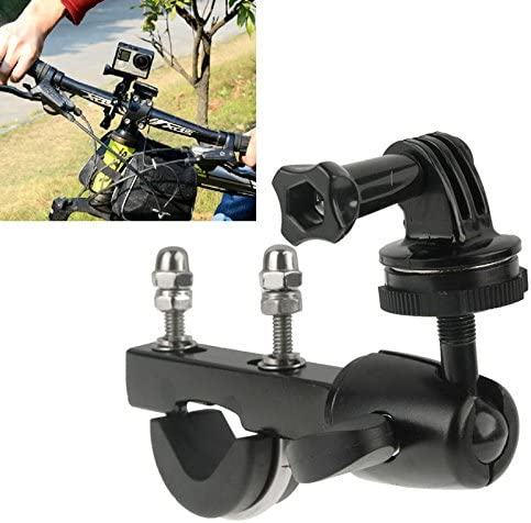 Xiaoyi and Othe GzPuluz Mount /& Holder Handlebar Seatpost Big Pole Mount Bike Moto Bicycle Clamp with Tripod Mount Adapter /& Screw for GoPro New Hero //HERO6 //5//5 Session //4 Session //4//3 //3//2 //1