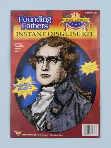 Thomas Kit Jefferson (Forum Thomas Jefferson Instant Disguise)