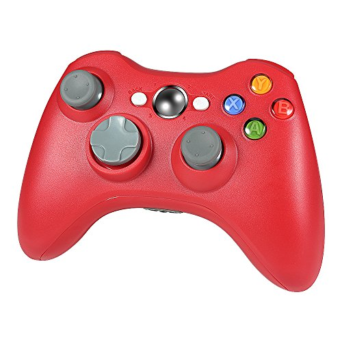 - Red Xbox 360 Console