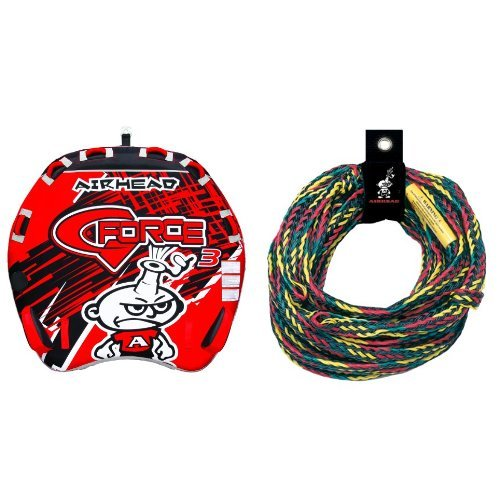 Airhead G-Force 3 Rope Bundle Airhead G-force Towable