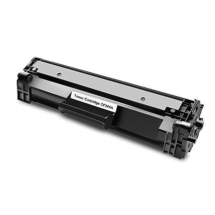 BeOne® - Cartucho de Tóner de Repuesto para HP CF244A 44A Compatible con impresoras HP Laserjet Pro M15a M15w, HP Laserjet Pro MFP M28a M28w (Negro, 1 ...