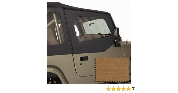 Spice Door Skins for Jeep Wrangler YJ 88-95 13716.37 Rugged Ridge