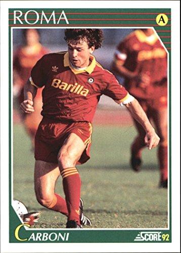 1991-92 Score Italian #213 Anedeo Carboni
