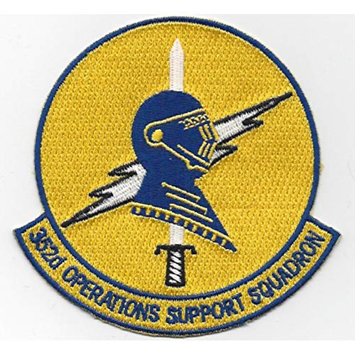 352nd Operations Support Squadron Patch -