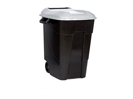 Tayg 420009 Contenedor de residuos Eco 100 L GR, Gris