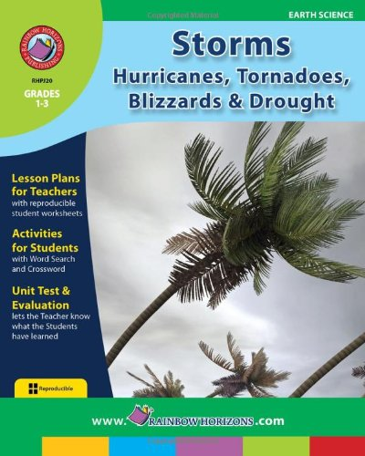 Storms: Hurricanes, Tornadoes, Blizzards and Drought: Natalie ...
