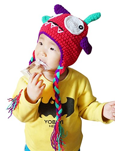 [Unisex Baby Cute Design Hat Photo Prop Costume Cap] (Father Of The Year Costume)