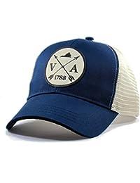 Men's Virginia Arrow Patch Trucker Hat