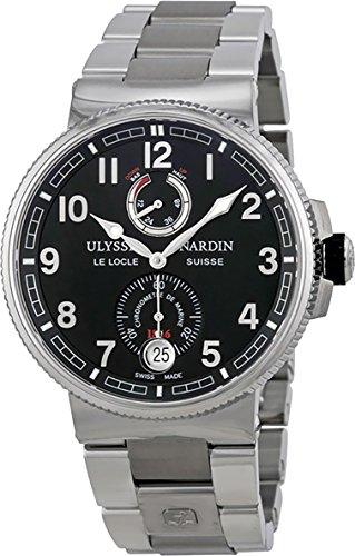 Ulysse Nardin Marine Chronometer Men's Watch 1183-126-7M/62