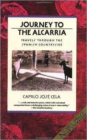 Camilo Jose Cela Viaje Alcarria Pdf