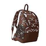 Superdeals Store 12 Cans Camping Outdoor Insulated Cooler Backpack, Brown For Sale