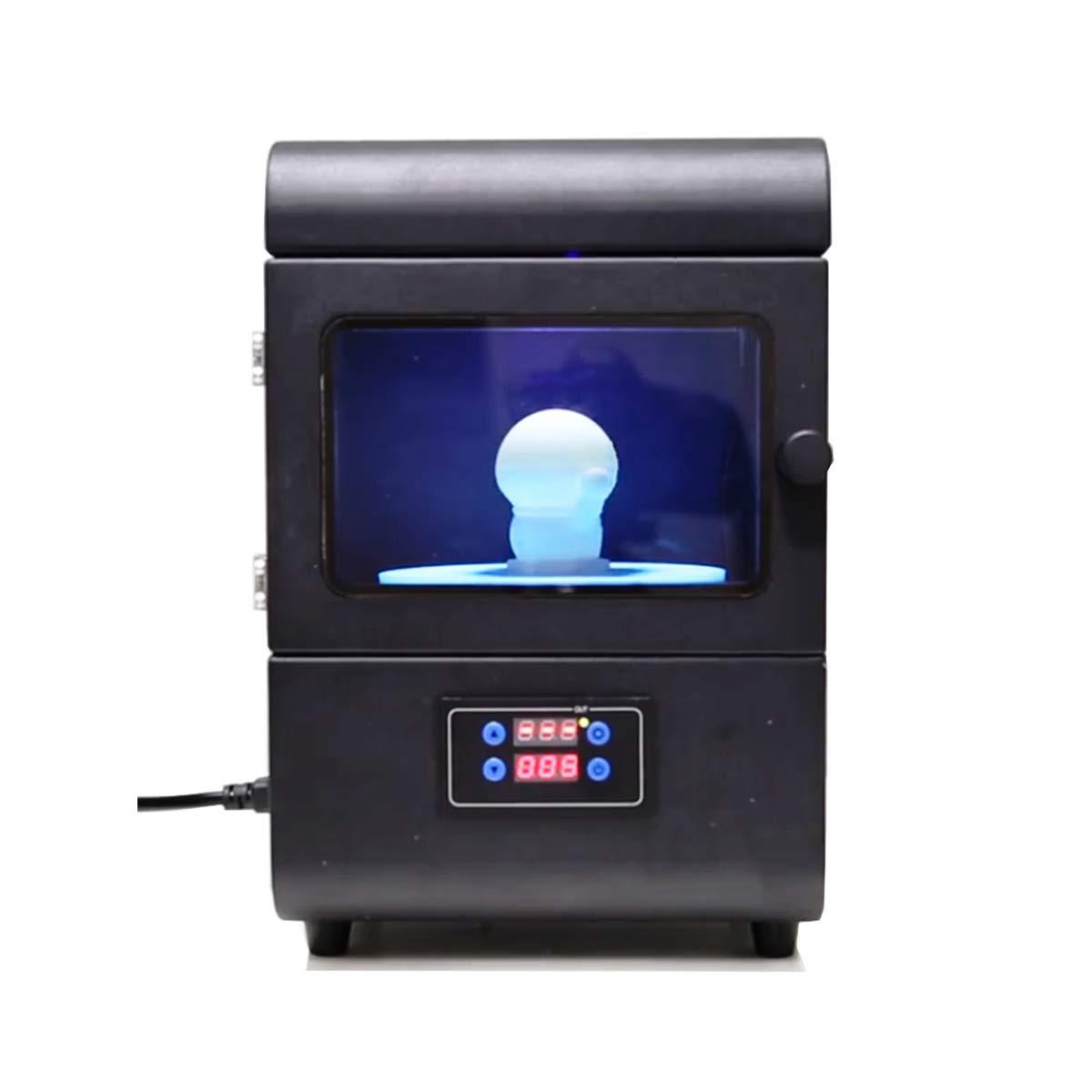 Caja de secado UV para impresión 3D después del tratamiento de LCD ...
