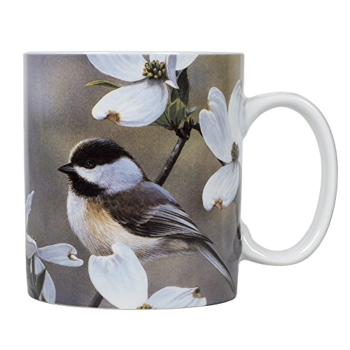rs 16 ounce Porcelain Stoneware Nature Scene Coffee Mug (Scene Porcelain Mug)
