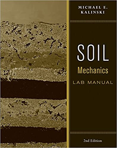 geotechnical engineering lab manual
