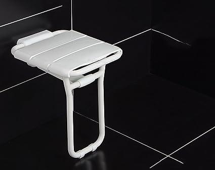 Cqq sedia bath sedia pieghevole per la stanza da bagno sicura sedia