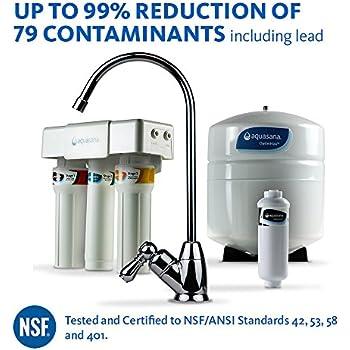 Aquasana Aq Ro 3 56 Optimh2o Reverse Osmosis Fluoride