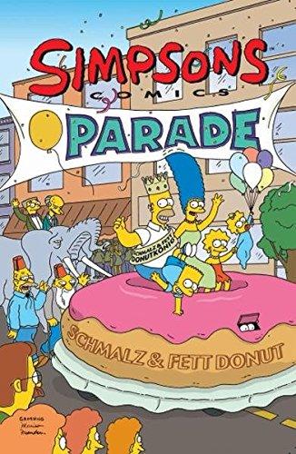 Simpsons Comics Sonderband, Band 6, Parade Taschenbuch – 20. November 2009 Matt Groening Bill Morrison Panini 3866077475