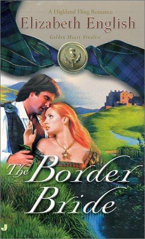book cover of The Border Bride