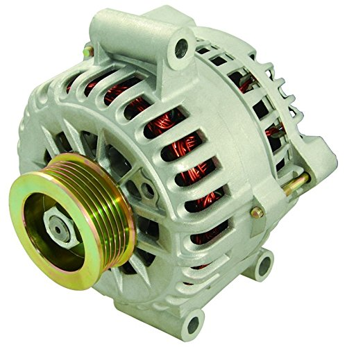 New Alternator For 1999-2003 Ford WINDSTAR 3.8L 135A 4U2Z-10V346-ALRM, XF2U-10300-BC, XF2Z-10346-BA, XF2Z-10346-BARM, XF2Z-10V346-BBRM