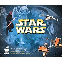 Star Wars Flip Animation Box Calendar