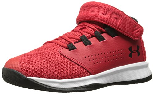 Under Armour Kids' Boys' Pre-School Get B Zee Basketball Running Shoe