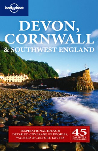 Lonely Planet Devon Cornwall & Southwest England (Regional Travel Guide)