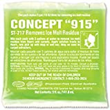 Stearns One Pack Concept 915 Ice Melt Residue Remover for Hard Floors and Carpets (36 - 5 fl. oz. Packets per Case)