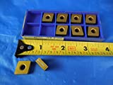 9 PCS New SUMITOMO CNMA 433 AC105G Carbide Inserts Machine Shop Tooling Tools