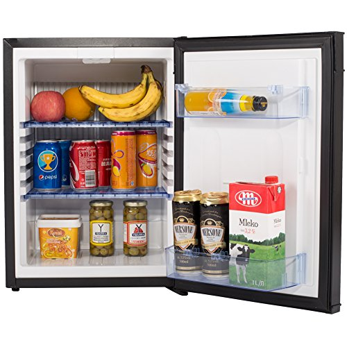 Generic 12V 110V Gas Absorption Small Refrigerator Dorm L...