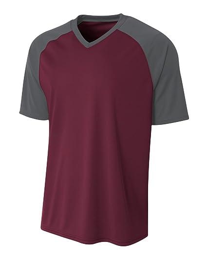 bdef3a31098 Amazon.com   NEW Color Combo All Season Comfort Sports Jerseys ...