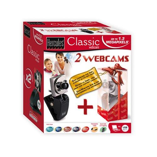 Hercules Classic Webcam Windows 8