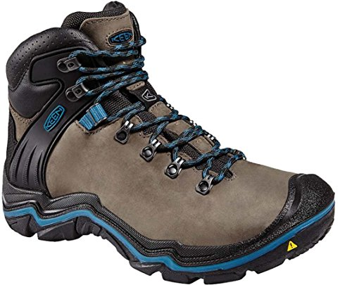 Keen Madeira Peak Mid WP Women magnet-ink blue