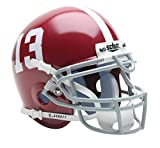 Alabama Crimson Tide Schutt #13 Authentic Mini Helmet