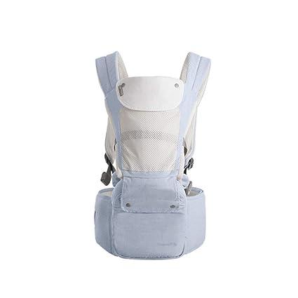 Mochila portabebés ergonómica Hipseat para bebés recién Nacidos y ...