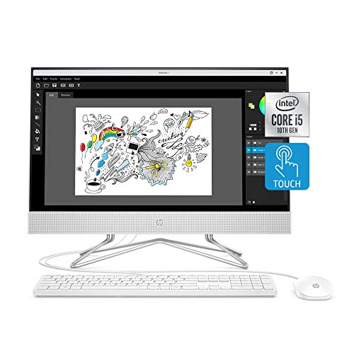 🥇 HP 24-inch All-in-One Touchscreen Desktop Computer