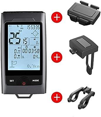 LLTS Medidor inteligente GPS para bicicleta de montaña ...