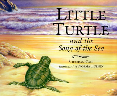 Little Turtle: And the Song of the Sea by Brand: Crocodile Books (Image #1)