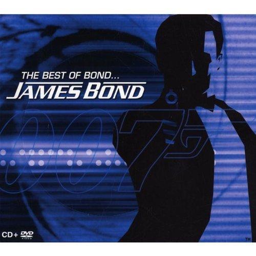 Best Of Bond... James Bond, The (CD/DVD) Soundtrack, Import Edition by Soundtrack/Movie (2008) Audio CD